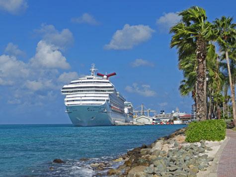 Port Of Aruba Oranjestad Cruise Ship Terminal - Cruise ships in aruba