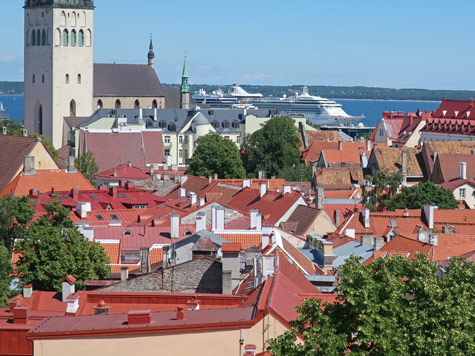 Guide to Baltic Cruise Ports