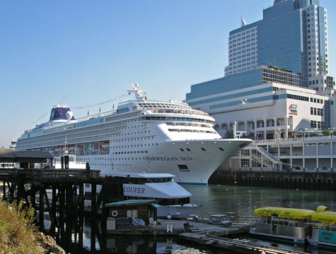 Cruise Ports Of Canada A Guide For Passengers - Canadian cruise